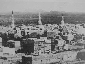 Foto lama Madinah Al-Munawarrah