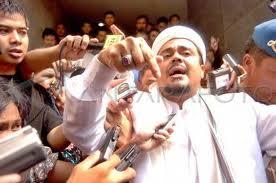 Pemimpin FPI, Habib Rizieq Syihab