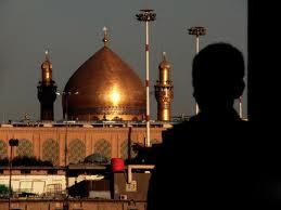 Masjid Imam Ali (as) di Najaf (Irak).