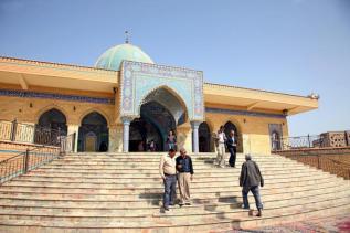 Tempat Kumail dimakamkan, Najaf, Irak
