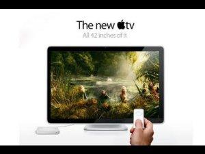 Apple TV yang digosipkan itu - HDTV yang mungkin baru tersedia pada 2014