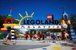 Salah satu atraksi turis di Malaysia: lebih 23 juta