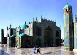 Shrine of Imam Ali in Najf, Iraq.