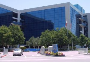 Kantor Pusat Intel di Santa Clara, California, AS