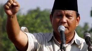 Gaya pidato Prabowo: bahasa tubuh yang bagus
