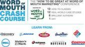 Kursus Word of Mouth: bukti bahwa WOM penting