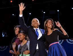 Obama setelah menang pemilu - berkat WOM juga