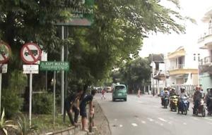 Jl Kapten Mulyadi Solo