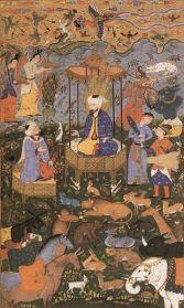 Nabi Sulaiman dalam lukisan (Wikipedia)