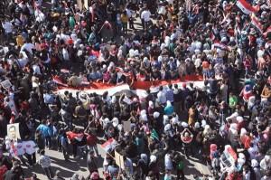 Mereka mengatakan 'tidak' pada tentara asing yang mengacaukan Suriah