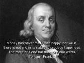 Franklin: demi kebaikan rakyat