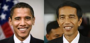 Jokowi dan Obama: data yang dipalsukan?