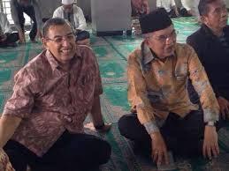 Quraish Shihab dan Jusuf Kalla