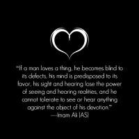 Cinta Menurut Imam Ali as