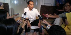 Jokowi dan media (foto Kompas.Com)