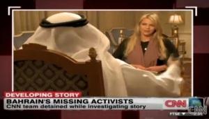 Amber Lyon di CNN