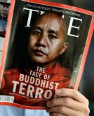 Teroris berwajah Biksu di Majalah TIME