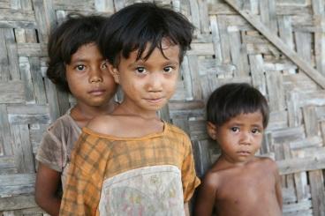 Anak-anak di Pulau Sumba NTT  (Foto Unicef): Pentingnya 1000 Hari Pertama