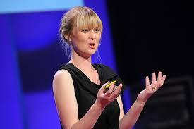 Christien Meindertsma di acara TED