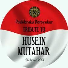 Tribut Paskibraka untuk Husein Mutahar