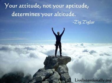 attitude Zig Ziglar