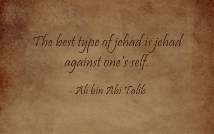 best Jihad - Ali as