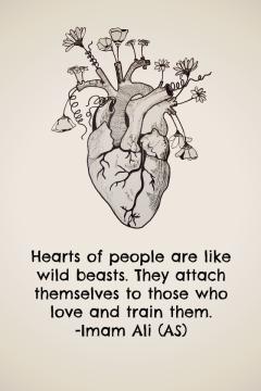 Hati manusia - Ali as