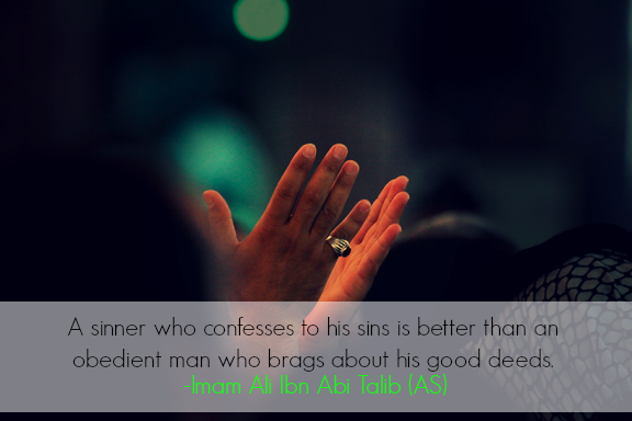 Taubat Pendosa lebih baik - Ali as