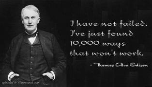 Edison & quote