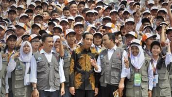 Anies bsma Jokowi