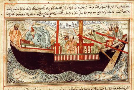 Perahu Nabi NUH - manuskrip lama