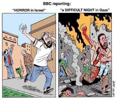 beda laporan BBC