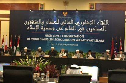 ktt ulama islam moderat Bogor Mei 2018