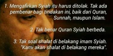 Sheikh At Thayyeb ttg Syiah