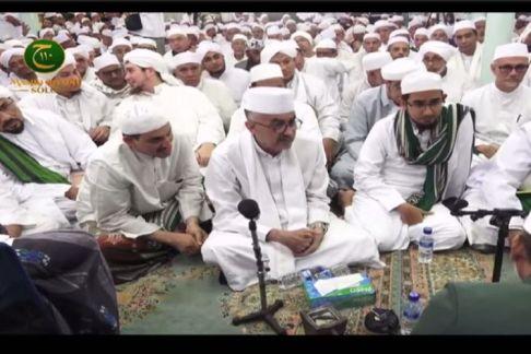 Suasana Khaul Hb Ali Alhabsyi -Solo