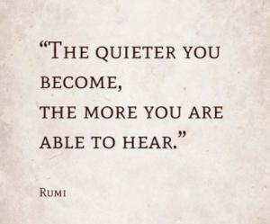 Rumi - Diam